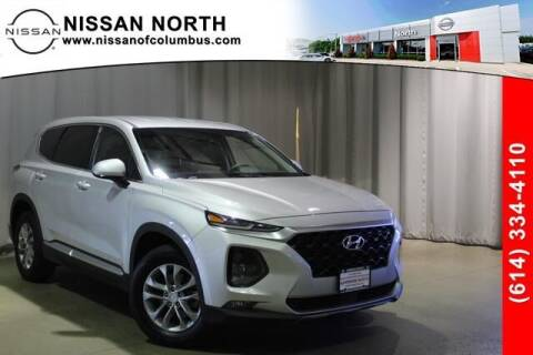 2019 Hyundai Santa Fe for sale at Auto Center of Columbus in Columbus OH