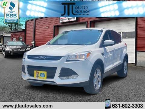 2015 Ford Escape for sale at JTL Auto Inc in Selden NY