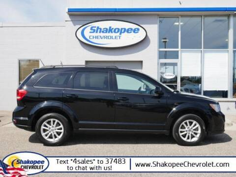 2017 Dodge Journey for sale at SHAKOPEE CHEVROLET in Shakopee MN