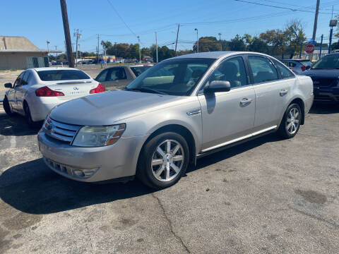 2008 Ford Taurus for sale at Dave-O Motor Co. in Haltom City TX