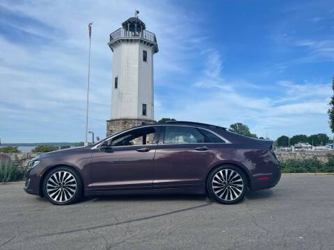 2017 Lincoln MKZ for sale at Firl Auto Sales in Fond Du Lac WI