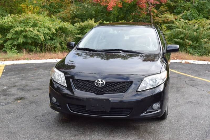 2009 Toyota Corolla for sale at Platinum Auto Sales in Leominster MA