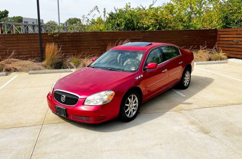 2007 Buick Lucerne for sale at Cartopia Auto Sales in Saint Louis MO
