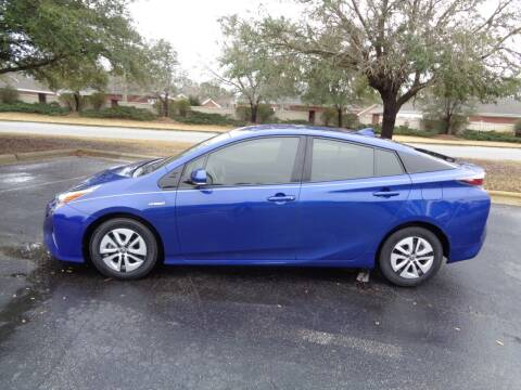 2017 Toyota Prius for sale at BALKCUM AUTO INC in Wilmington NC