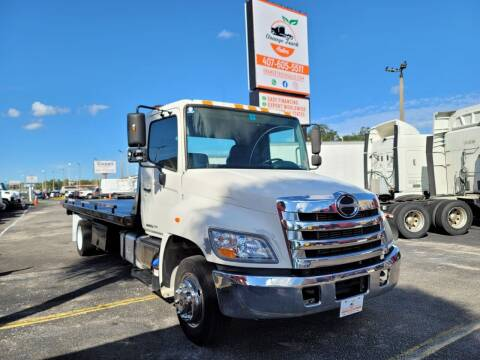 2011 Hino 238 for sale at Orange Truck Sales in Orlando FL