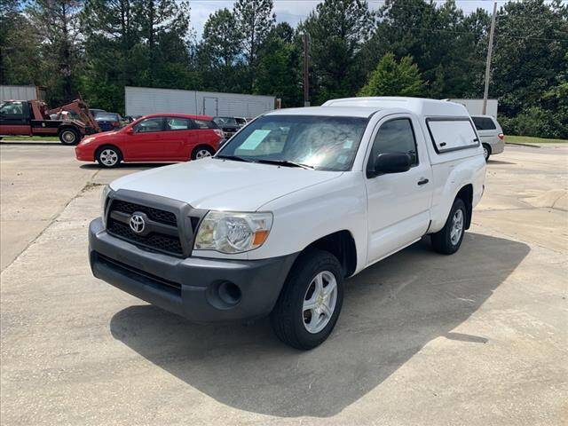 2011 Toyota Tacoma for sale at Kelly & Kelly Auto Sales in Fayetteville NC