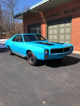 1969 AMC Javelin for sale at Jack Frost Auto Museum in Washington MI