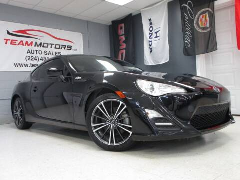 2014 Scion FR-S for sale at TEAM MOTORS LLC in East Dundee IL