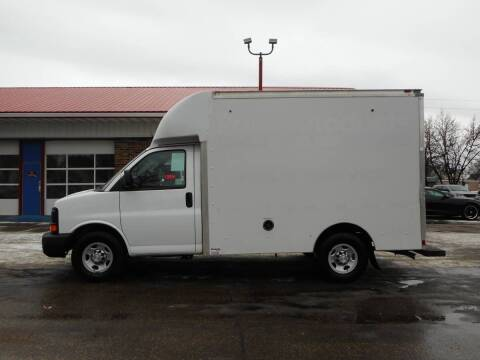 2016 Chevrolet Express Cutaway for sale at Twin City Motors in Grand Forks ND