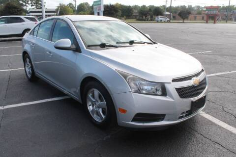 2013 Chevrolet Cruze for sale at Drive Now Auto Sales in Norfolk VA