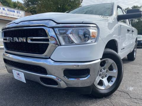 2019 RAM Ram Pickup 1500 for sale at Mega Motors in West Bridgewater MA