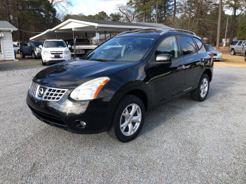2010 Nissan Rogue for sale at Robert Sutton Motors in Goldsboro NC