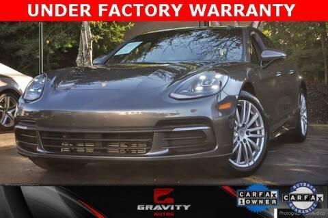 2017 Porsche Panamera for sale at Gravity Autos Atlanta in Atlanta GA