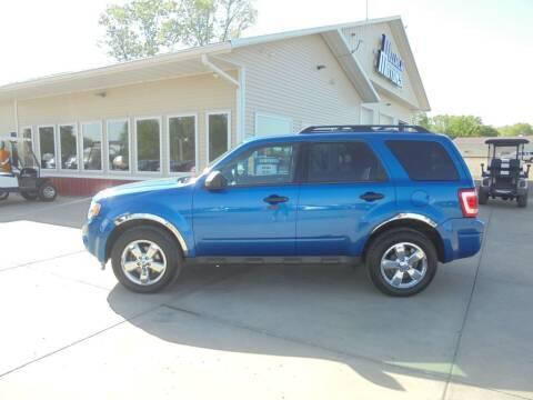 2012 Ford Escape for sale at Milaca Motors in Milaca MN