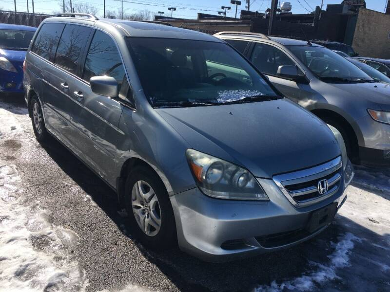 2005 Honda Odyssey for sale at Payless Auto Sales LLC in Cleveland OH