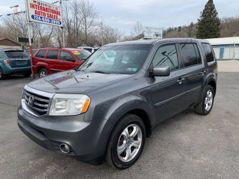 2013 Honda Pilot for sale at INTERNATIONAL AUTO SALES LLC in Latrobe PA