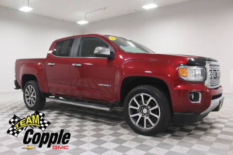 2018 GMC Canyon for sale at Copple Chevrolet GMC Inc in Louisville NE