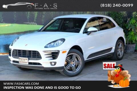 2015 Porsche Macan for sale at Best Car Buy in Glendale CA