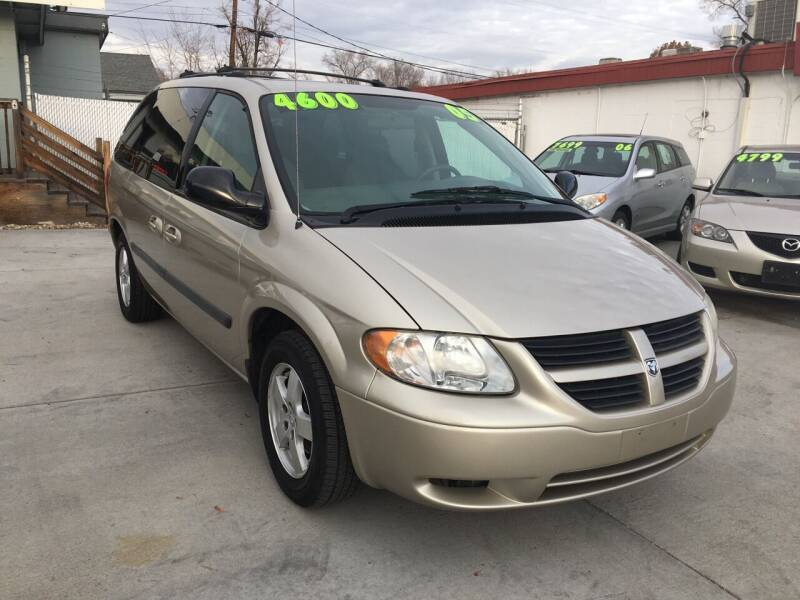 2005 Dodge Caravan for sale at Best Buy Auto in Boise ID