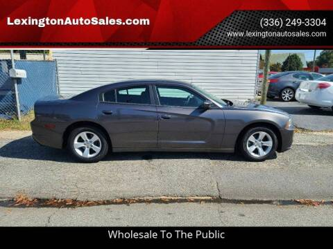 2014 Dodge Charger for sale at LexingtonAutoSales.com in Lexington NC