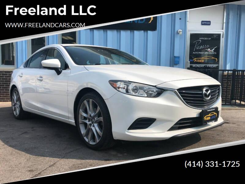 2014 Mazda MAZDA6 for sale at Freeland LLC in Waukesha WI