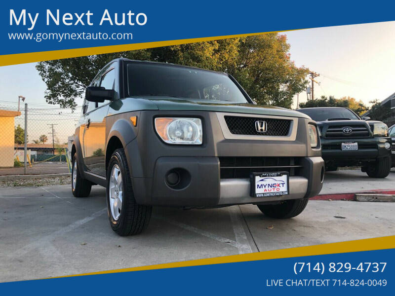 2003 Honda Element for sale at My Next Auto in Anaheim CA
