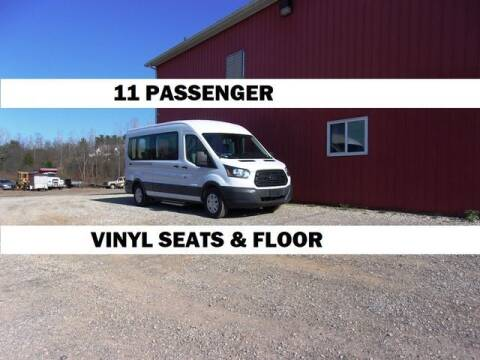 2017 Ford Transit Passenger for sale at Windy Hill Auto and Truck Sales in Millersburg OH