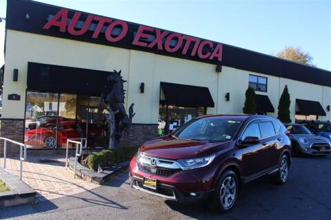 2018 Honda CR-V for sale at Auto Exotica in Red Bank NJ