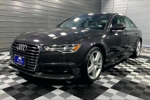 2017 Audi A6 for sale at TRUST AUTO in Sykesville MD