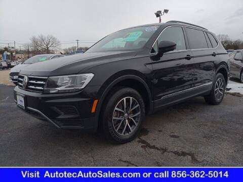 2020 Volkswagen Tiguan for sale at Autotec Auto Sales in Vineland NJ