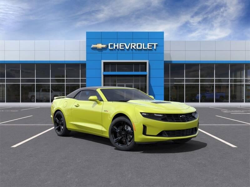 2021 Chevrolet Camaro for sale in Royal Oak, MI