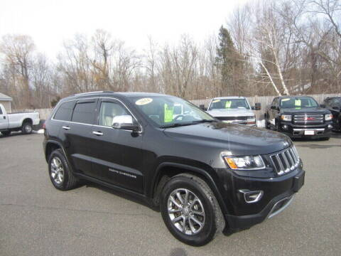 2014 Jeep Grand Cherokee for sale at Auto Choice of Middleton in Middleton MA