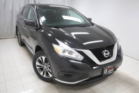 2017 Nissan Murano for sale at EMG AUTO SALES in Avenel NJ