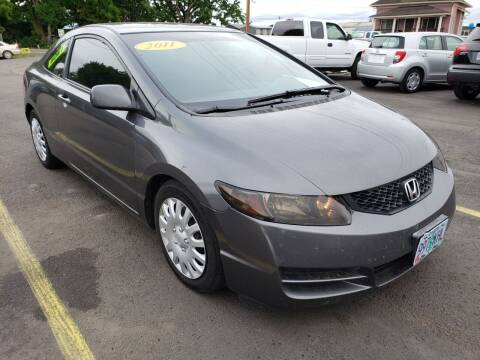 2011 Honda Civic for sale at Low Price Auto and Truck Sales, LLC in Salem OR