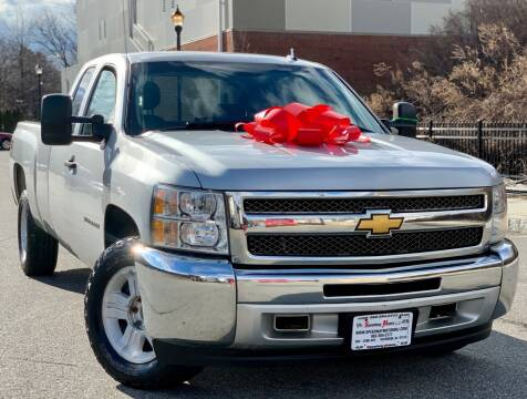 2013 Chevrolet Silverado 1500 for sale at Speedway Motors in Paterson NJ