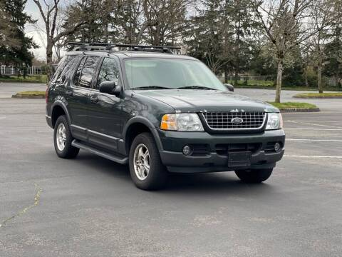 2003 Ford Explorer for sale at H&W Auto Sales in Lakewood WA