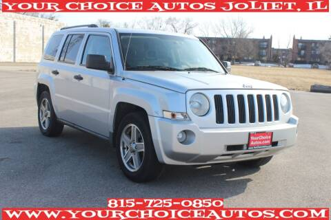 2007 Jeep Patriot for sale at Your Choice Autos - Joliet in Joliet IL