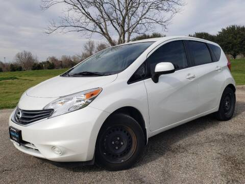 2014 Nissan Versa Note for sale at Laguna Niguel in Rosenberg TX