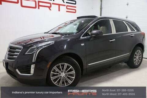 2017 Cadillac XT5 for sale at Fishers Imports in Fishers IN