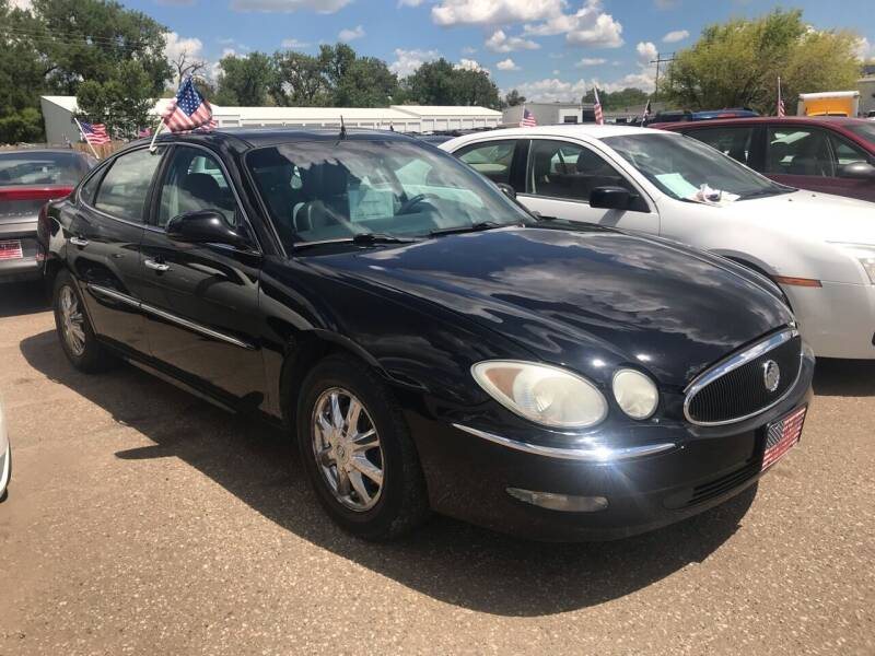 2005 Buick LaCrosse for sale at L & J Motors in Mandan ND
