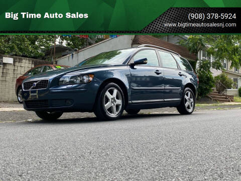 2006 Volvo V50 for sale at Big Time Auto Sales in Vauxhall NJ