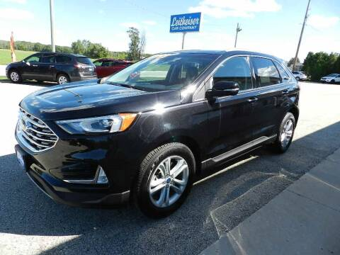 2020 Ford Edge for sale at Leitheiser Car Company in West Bend WI