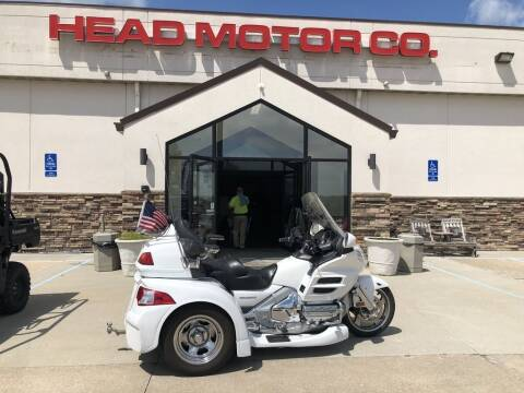 2005 Honda Goldwing for sale at Head Motor Company - Head Indian Motorcycle in Columbia MO
