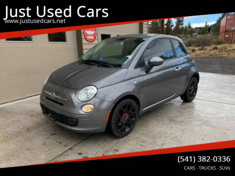 2012 FIAT 500 for sale at Just Used Cars in Bend OR