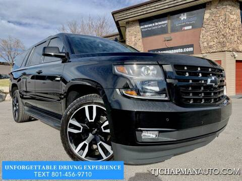 2015 Ford Explorer for sale at TJ Chapman Auto in Salt Lake City UT