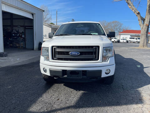 2014 Ford F-150 for sale at Jack Foster Used Cars LLC in Honea Path SC