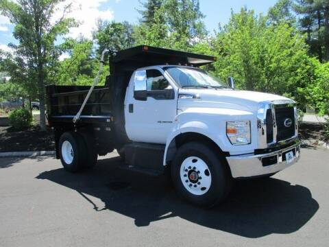 2022 Ford F-650 Super Duty for sale at MC FARLAND FORD in Exeter NH