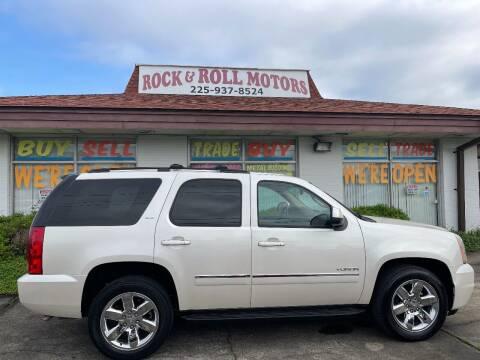 2011 GMC Yukon for sale at Rock & Roll Motors in Baton Rouge LA