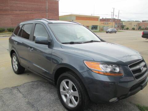 2009 Hyundai Santa Fe for sale at 3A Auto Sales in Carbondale IL