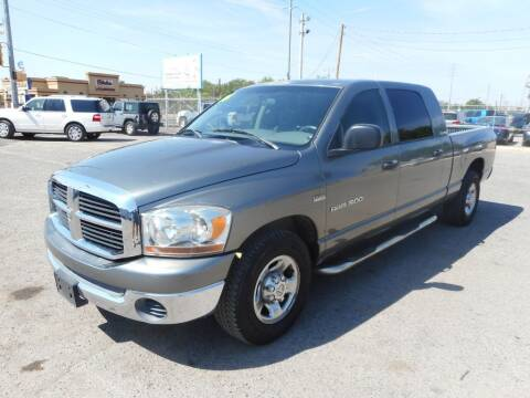 2006 Dodge Ram Pickup 1500 for sale at AUGE'S SALES AND SERVICE in Belen NM